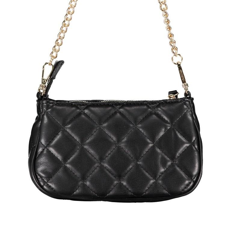 Umhängetasche Ocarina Nero, Farbe: schwarz, Marke: Valentino Bags, EAN: 8058043177045, Abmessungen in cm: 24.5x14.5x5.0, Bild 14 von 14