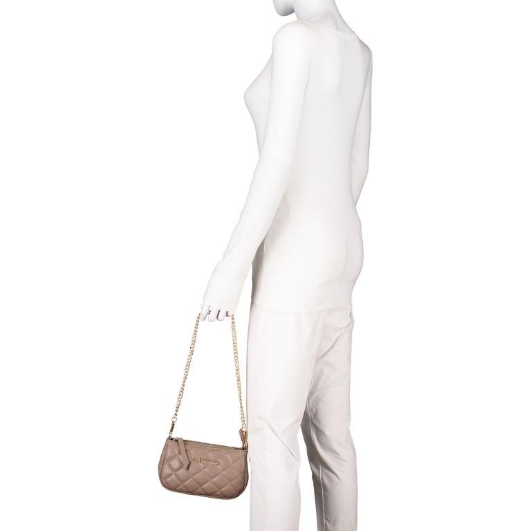 Umhängetasche Ocarina Taupe, Farbe: taupe/khaki, Marke: Valentino Bags, EAN: 8058043177083, Abmessungen in cm: 24.5x14.5x5.0, Bild 8 von 14