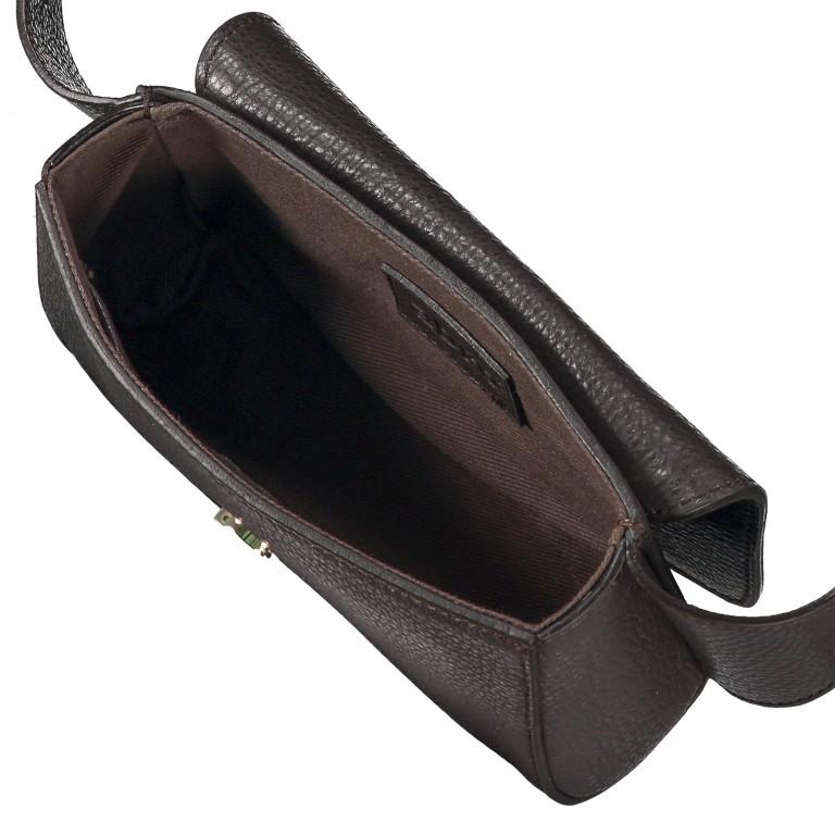 Gürteltasche Dalia Kate Dark Brown, Farbe: braun, Marke: Abro, EAN: 4061724463249, Abmessungen in cm: 18.0x12.0x5.0, Bild 6 von 6