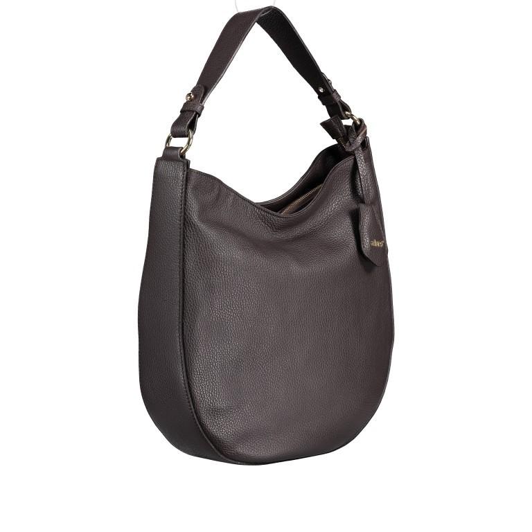 Tasche Adria Dark Brown, Farbe: braun, Marke: Abro, EAN: 4061724456265, Abmessungen in cm: 31.0x33.0x8.0, Bild 2 von 9