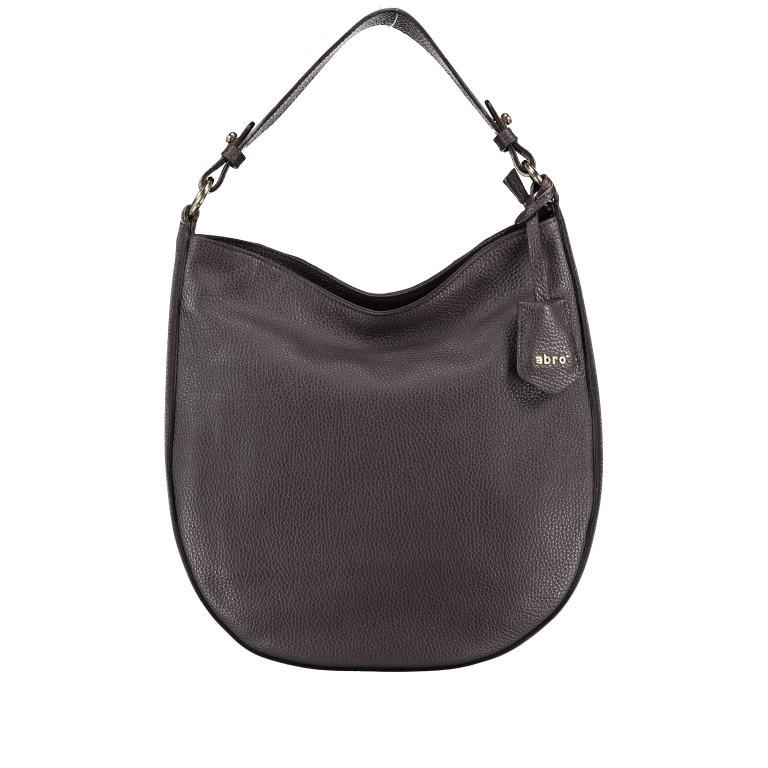 Tasche Adria Dark Brown, Farbe: braun, Marke: Abro, EAN: 4061724456265, Abmessungen in cm: 31.0x33.0x8.0, Bild 1 von 9