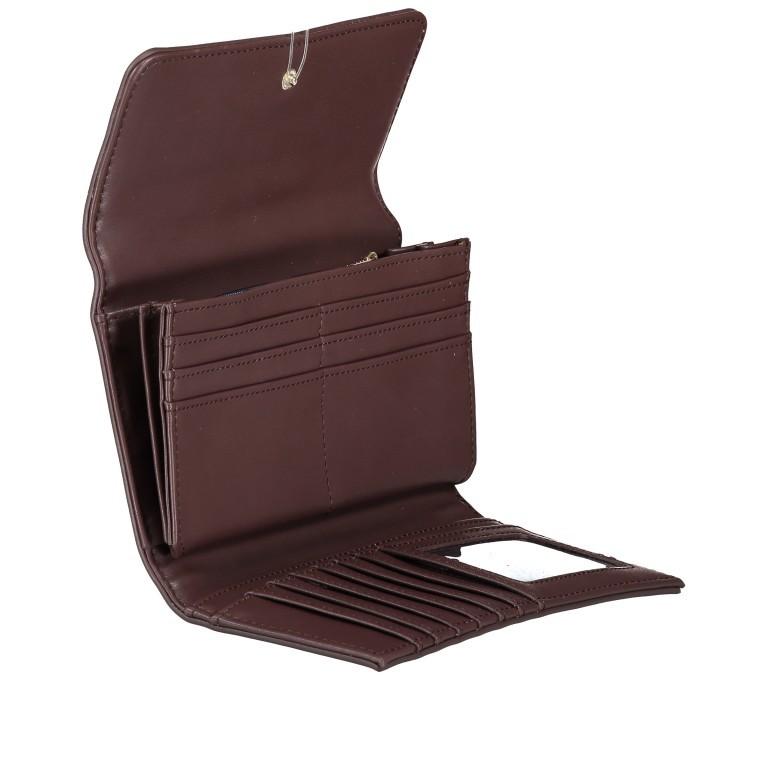 Geldbörse Houston L Dark Brown, Farbe: braun, Marke: U.S. Polo Assn., EAN: 8052792838714, Abmessungen in cm: 19.5x10.5x3.5, Bild 3 von 4