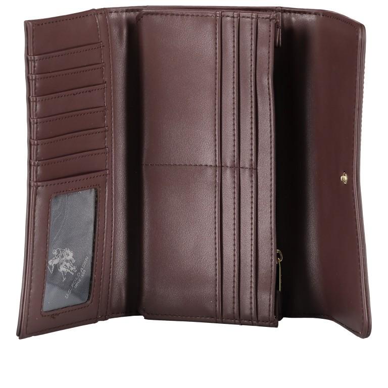 Geldbörse Houston L Dark Brown, Farbe: braun, Marke: U.S. Polo Assn., EAN: 8052792838714, Abmessungen in cm: 19.5x10.5x3.5, Bild 4 von 4