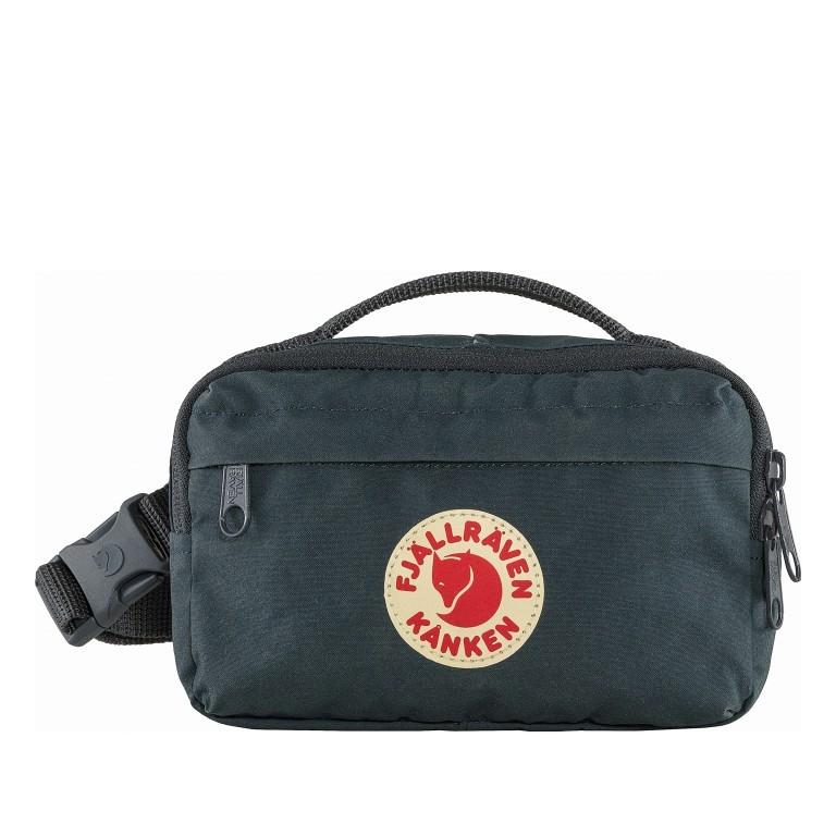 Gürteltasche Kånken Hip Pack Graphite, Farbe: anthrazit, Marke: Fjällräven, EAN: 7323450644277, Abmessungen in cm: 18.0x12.0x9.0, Bild 1 von 10
