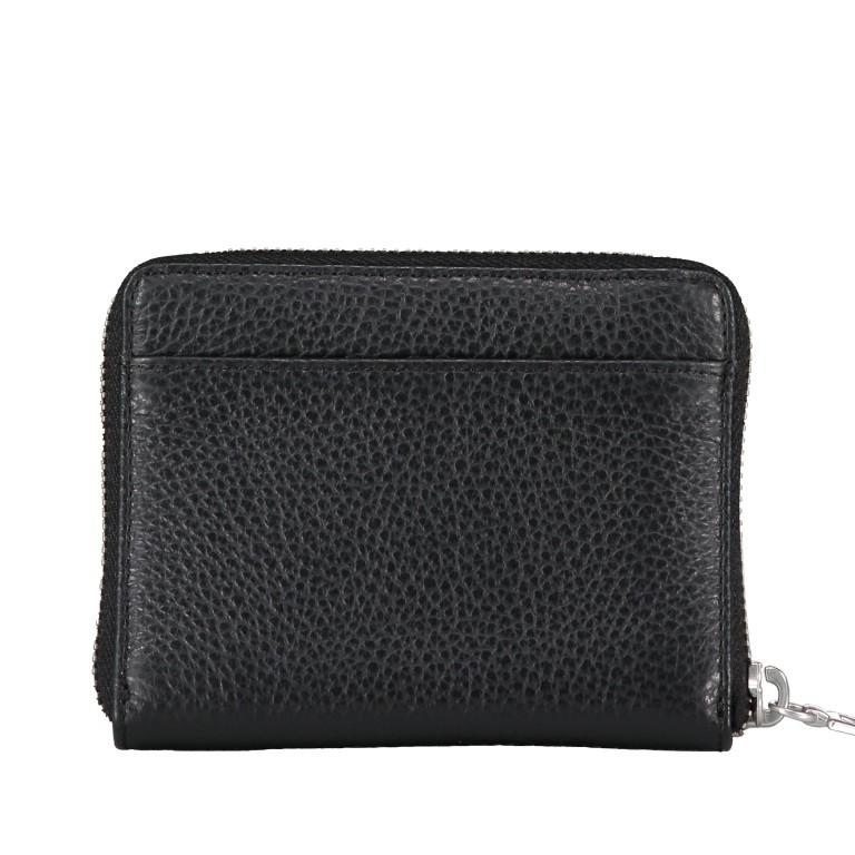 Geldbörse Andermatt Norah Black, Farbe: schwarz, Marke: Bogner, EAN: 4053533861156, Abmessungen in cm: 13.0x10.0x2.0, Bild 2 von 4