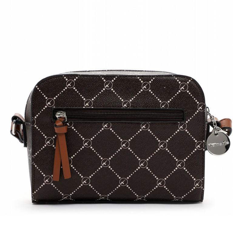 Umhängetasche Anastasia, Farbe: grau, braun, taupe/khaki, Marke: Tamaris, Abmessungen in cm: 21.0x16.0x4.0, Bild 3 von 7