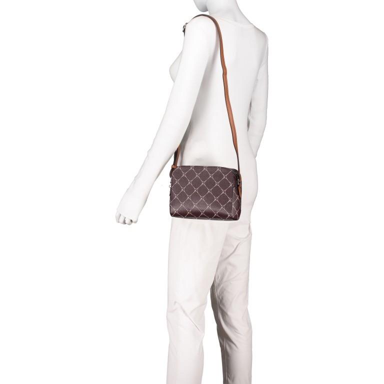 Umhängetasche Anastasia, Farbe: grau, braun, taupe/khaki, Marke: Tamaris, Abmessungen in cm: 21.0x16.0x4.0, Bild 4 von 7