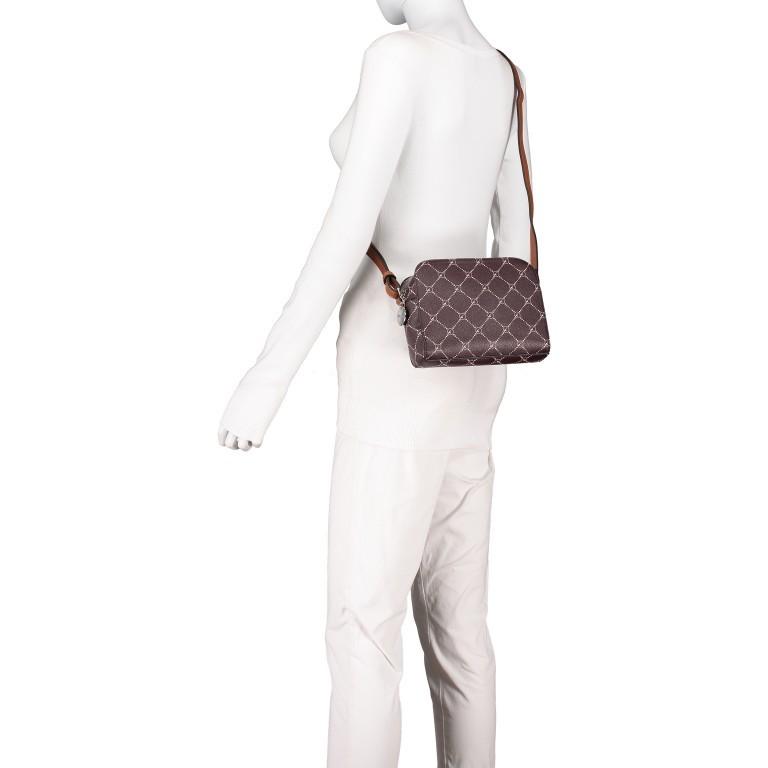 Umhängetasche Anastasia, Farbe: grau, braun, taupe/khaki, Marke: Tamaris, Abmessungen in cm: 21.0x16.0x4.0, Bild 5 von 7