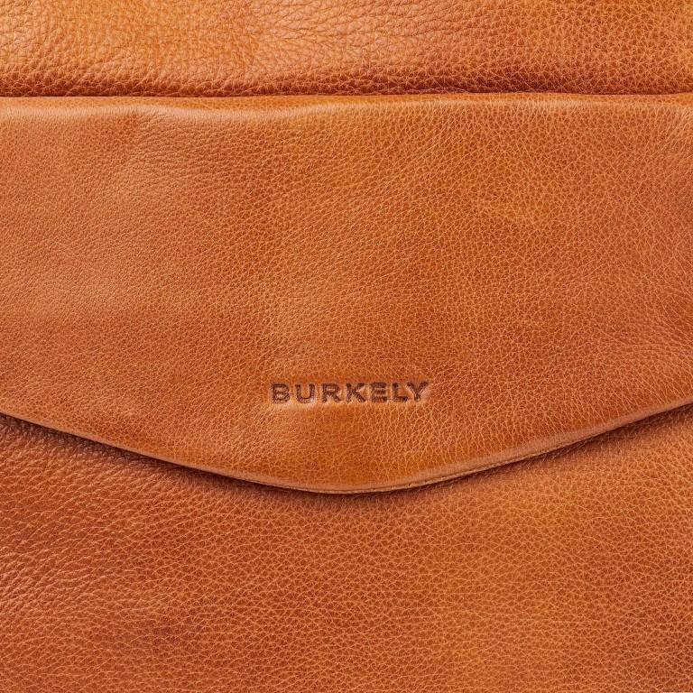 Burkely Just Jackie 1000035-84.24 Cognac, Farbe: cognac, Marke: Burkely, EAN: 8717128038335, Abmessungen in cm: 17.0x12.0x3.0, Bild 8 von 9