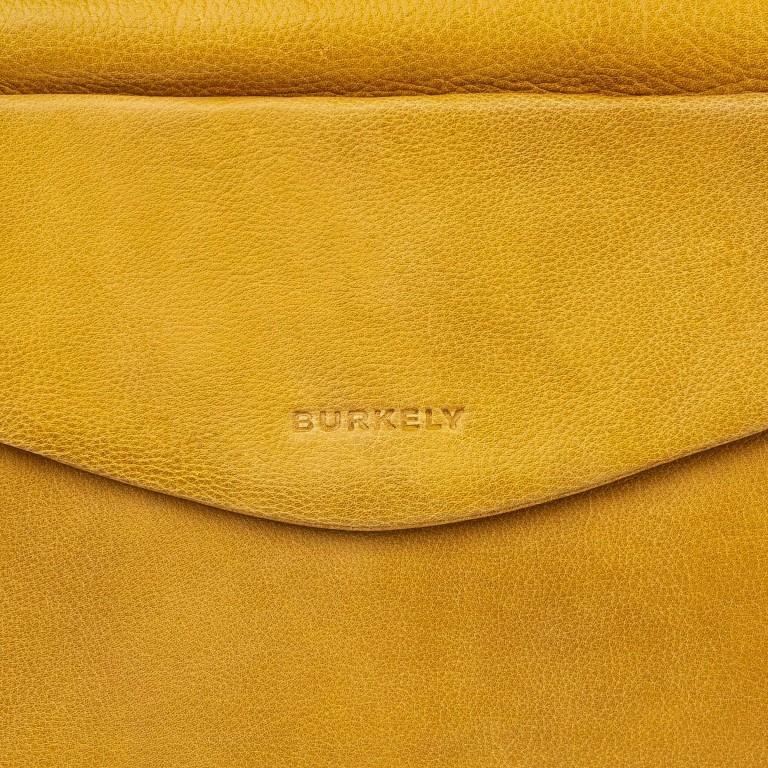 Gürteltasche Just Jackie 1000035-84 Yellow, Farbe: gelb, Marke: Burkely, EAN: 8717128038311, Abmessungen in cm: 17.0x12.0x3.0, Bild 8 von 9