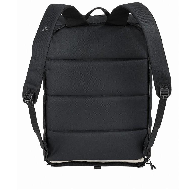 Fahrradtasche Cyclist Pack Black, Farbe: schwarz, Marke: Vaude, EAN: 4052285206475, Abmessungen in cm: 35.0x44.0x15.0, Bild 3 von 4