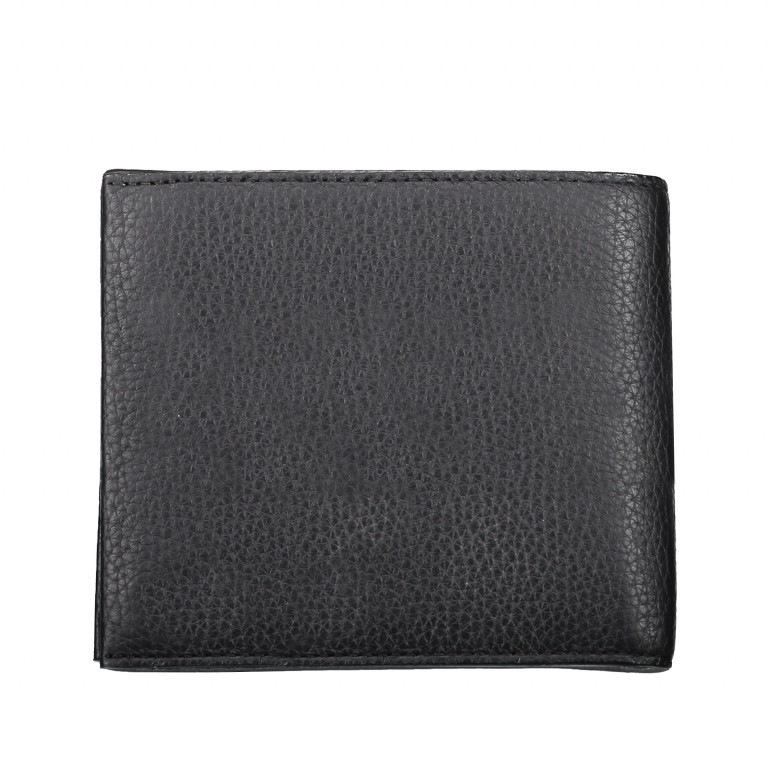 Geldbörse Crosstown 4CC Coin Wallet Black, Farbe: schwarz, Marke: Boss, EAN: 4046303267227, Abmessungen in cm: 11.0x9.5x2.5, Bild 3 von 3