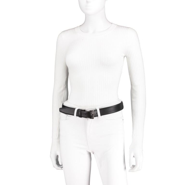 Gürtel Ellotyo, Farbe: schwarz, braun, Marke: Boss, Bild 2 von 3
