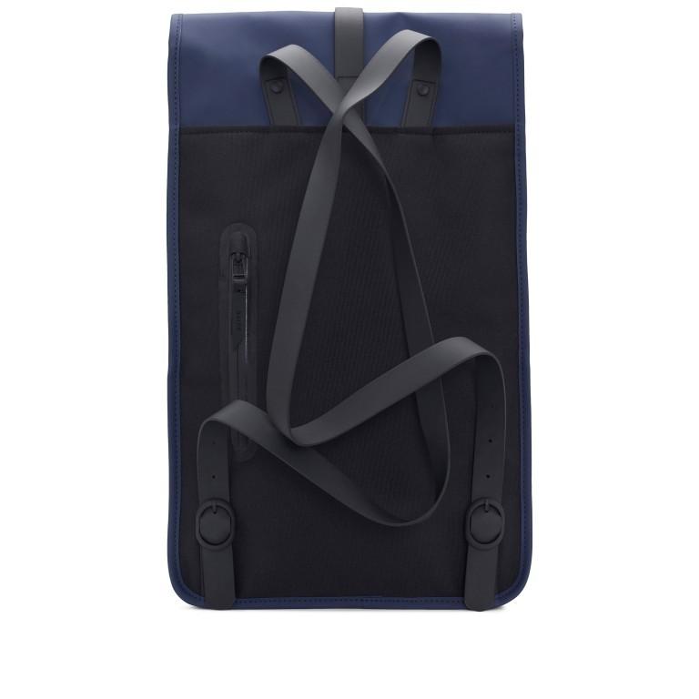 Rucksack Backpack Blue, Farbe: blau/petrol, Marke: Rains, EAN: 5711747205119, Abmessungen in cm: 28.5x47.0x10.0, Bild 2 von 9