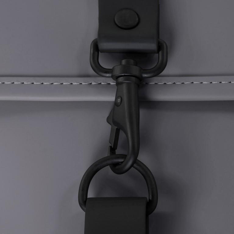 Rucksack Backpack Charcoal, Farbe: anthrazit, Marke: Rains, EAN: 5711747444235, Abmessungen in cm: 28.5x47.0x10.0, Bild 7 von 9