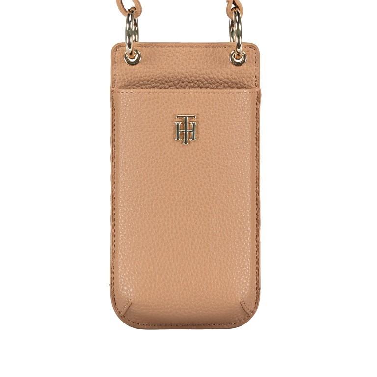 Handytasche Essence Phone Wallet Oakmont, Farbe: beige, Marke: Tommy Hilfiger, EAN: 8720111786724, Abmessungen in cm: 10.0x19.0x1.5, Bild 1 von 5