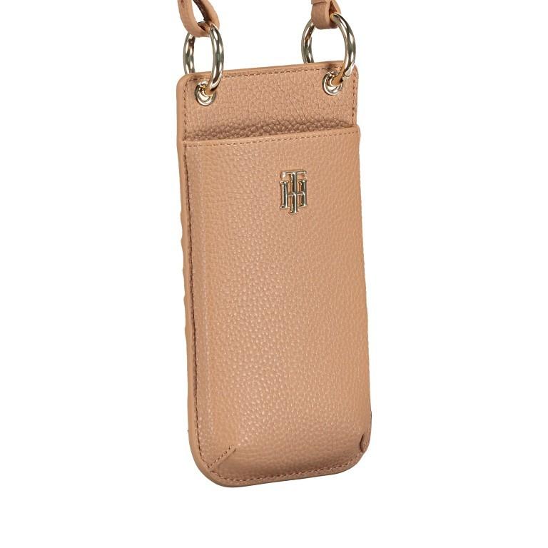 Handytasche Essence Phone Wallet Oakmont, Farbe: beige, Marke: Tommy Hilfiger, EAN: 8720111786724, Abmessungen in cm: 10.0x19.0x1.5, Bild 2 von 5