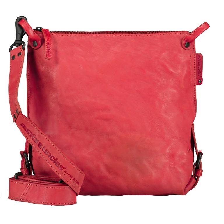 Umhängetasche Grandma's Luxury Club Mrs. Raisin Cookie Crimson Red, Farbe: rot/weinrot, Marke: Aunts & Uncles, EAN: 4250394960169, Bild 1 von 5