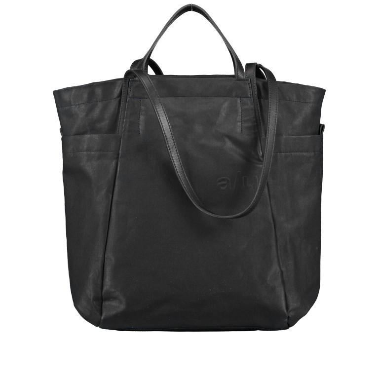 Shopper Japan Takamatsu Black, Farbe: schwarz, Marke: Aunts & Uncles, EAN: 4250394964167, Abmessungen in cm: 38.0x34.0x11.0, Bild 1 von 8
