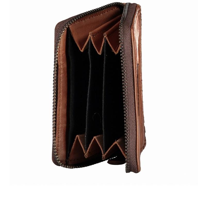 Geldbörse Soft-Weaving Cyd B3.2225 Charming Cognac, Farbe: cognac, Marke: Harbour 2nd, EAN: 4046478044814, Abmessungen in cm: 10.5x8.5x2.0, Bild 4 von 4