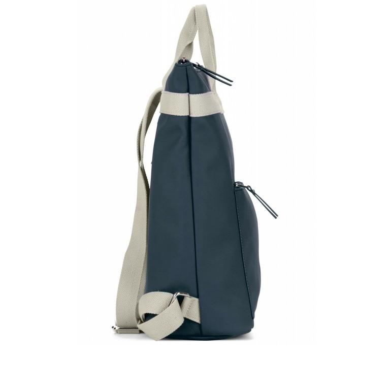 Rucksack Jessy 18003 Blue, Farbe: blau/petrol, Marke: Suri Frey, EAN: 4056185114557, Bild 3 von 8