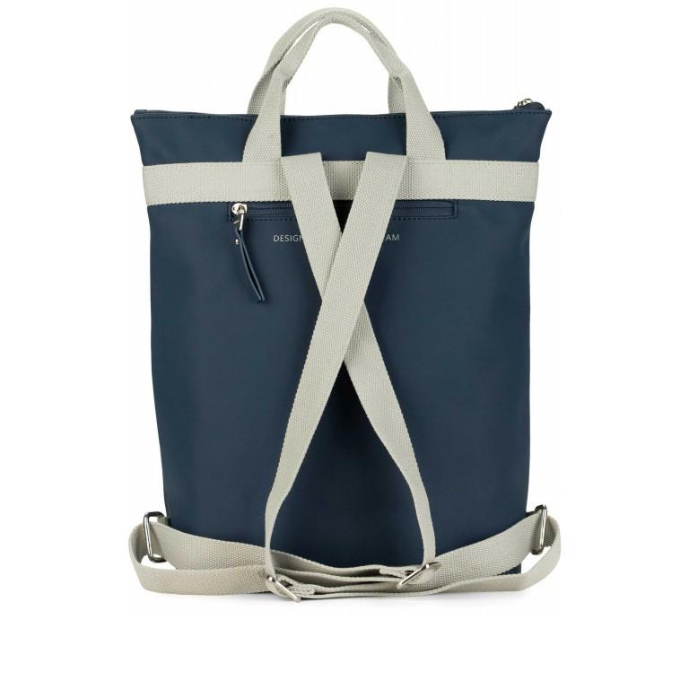 Rucksack Jessy 18003 Blue, Farbe: blau/petrol, Marke: Suri Frey, EAN: 4056185114557, Bild 4 von 8