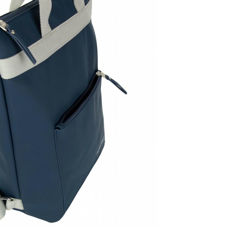 Rucksack Jessy 18003 Blue, Farbe: blau/petrol, Marke: Suri Frey, EAN: 4056185114557, Bild 8 von 8
