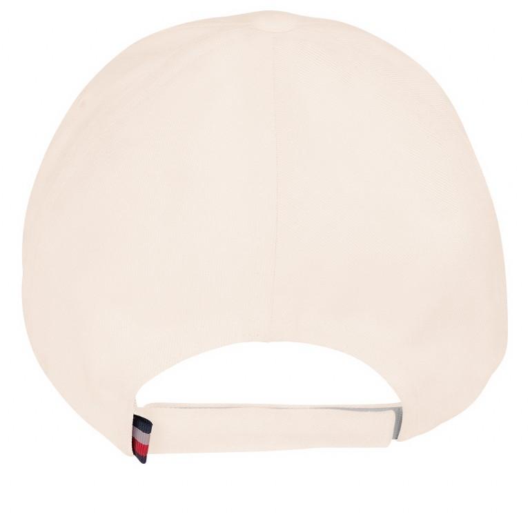 Tommy Hilfiger Signature Cap AW0AW09806.YBI Ivory, Farbe: beige, Marke: Tommy Hilfiger, EAN: 8720113710444, Bild 2 von 2