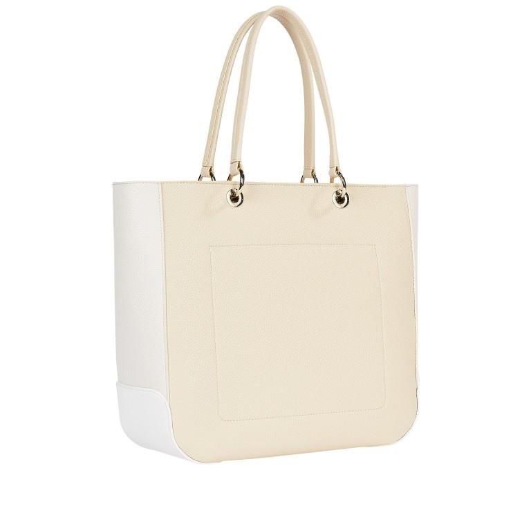 Shopper Essence Tote Color Block Caravan, Farbe: beige, Marke: Tommy Hilfiger, EAN: 8720113705266, Abmessungen in cm: 35.5x32.0x13.0, Bild 2 von 2