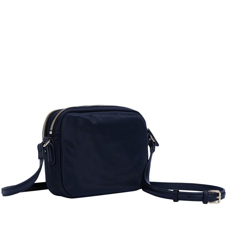 Umhängetasche Poppy Crossover Bag Desert Sky, Farbe: blau/petrol, Marke: Tommy Hilfiger, EAN: 8720113766786, Abmessungen in cm: 22.0x17.0x6.0, Bild 2 von 2