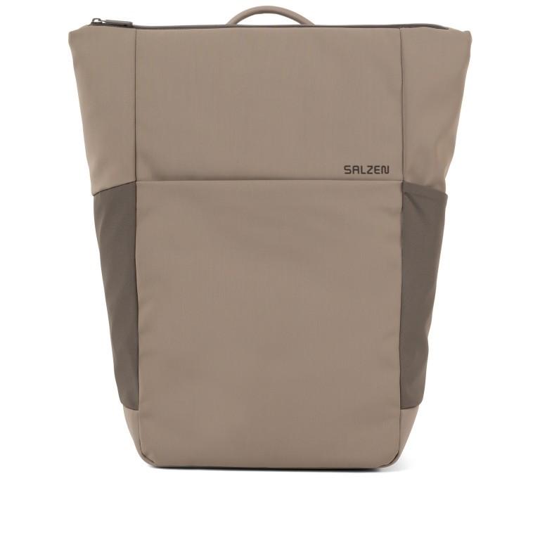Rucksack Vertiplorer Hammada Brown, Farbe: taupe/khaki, Marke: Salzen, EAN: 4057081087723, Abmessungen in cm: 43.0x48.0x17.0, Bild 1 von 9