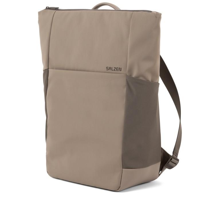 Rucksack Vertiplorer Hammada Brown, Farbe: taupe/khaki, Marke: Salzen, EAN: 4057081087723, Abmessungen in cm: 43.0x48.0x17.0, Bild 2 von 9