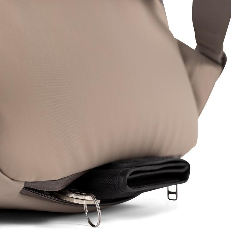 Rucksack Vertiplorer Hammada Brown, Farbe: taupe/khaki, Marke: Salzen, EAN: 4057081087723, Abmessungen in cm: 43.0x48.0x17.0, Bild 7 von 9