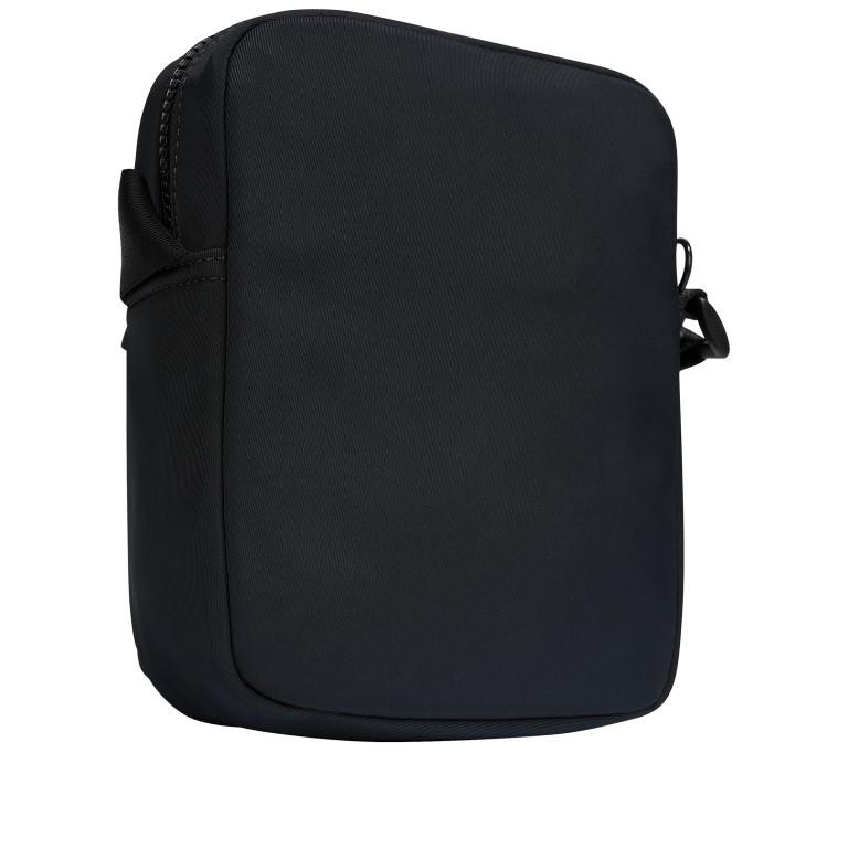 Umhängetasche Established Mini Reporter Black, Farbe: schwarz, Marke: Tommy Hilfiger, EAN: 8720113715289, Abmessungen in cm: 16.0x20.0x5.0, Bild 2 von 2