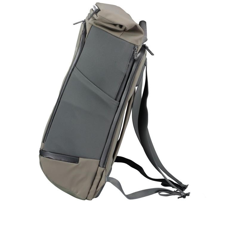 Salzen Triplete Tavelbag Backpack ZEN-SBM-001.70060 Olive Grey , Farbe: grün/oliv, Marke: Salzen, EAN: 4057081087693, Abmessungen in cm: 31.0x500x20.0, Bild 3 von 11