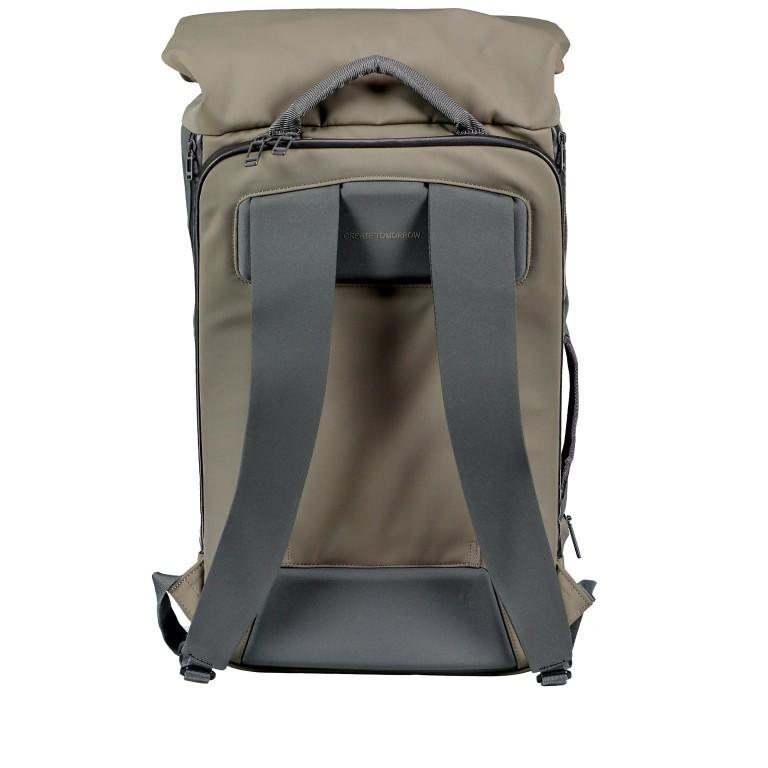 Salzen Triplete Tavelbag Backpack ZEN-SBM-001.70060 Olive Grey , Farbe: grün/oliv, Marke: Salzen, EAN: 4057081087693, Abmessungen in cm: 31.0x500x20.0, Bild 5 von 11