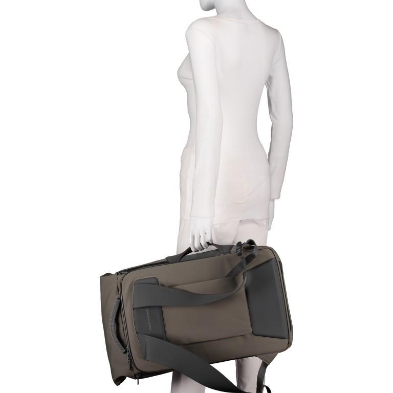 Salzen Triplete Tavelbag Backpack ZEN-SBM-001.70060 Olive Grey , Farbe: grün/oliv, Marke: Salzen, EAN: 4057081087693, Abmessungen in cm: 31.0x500x20.0, Bild 8 von 11