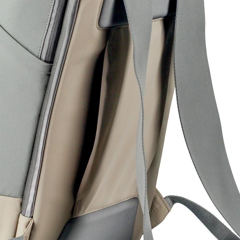 Salzen Triplete Tavelbag Backpack ZEN-SBM-001.70060 Olive Grey , Farbe: grün/oliv, Marke: Salzen, EAN: 4057081087693, Abmessungen in cm: 31.0x500x20.0, Bild 11 von 11
