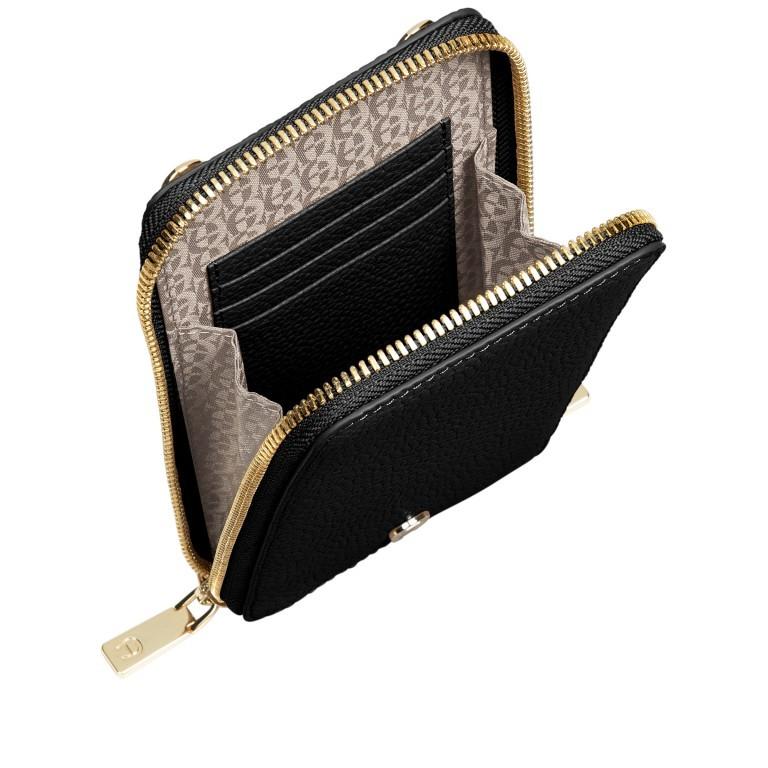 Handytasche Mobile Bag 163-139 Black, Farbe: schwarz, Marke: AIGNER, EAN: 4055539362651, Abmessungen in cm: 9.5x17.0x2.0, Bild 6 von 6
