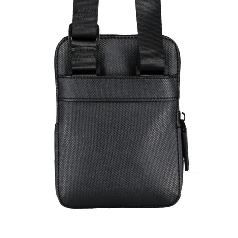 Umhängetasche Blackhorse Shoulderbag XSVZ Black, Farbe: schwarz, Marke: Strellson, EAN: 4053533851478, Abmessungen in cm: 13.0x18.0x1.5, Bild 3 von 8