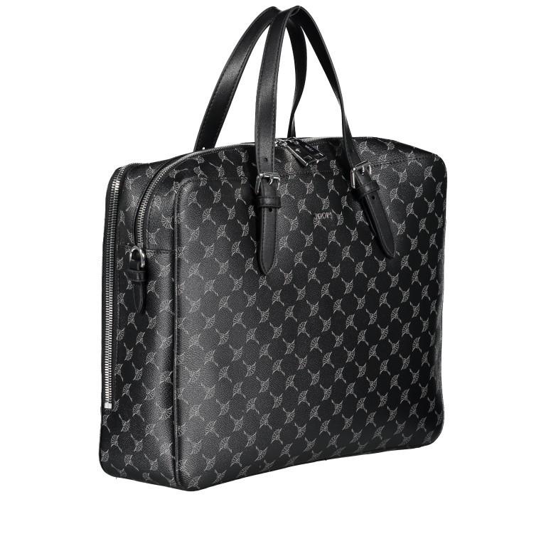 Shopper Cortina Nanni LHZ Black, Farbe: schwarz, Marke: Joop!, EAN: 4053533884315, Abmessungen in cm: 38.5x30.0x10.0, Bild 2 von 9