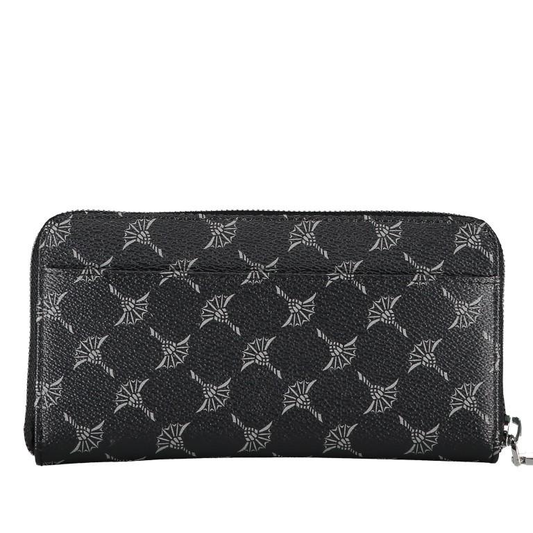 Geldbörse Cortina Melete LH15Z Black, Farbe: schwarz, Marke: Joop!, EAN: 4053533885336, Abmessungen in cm: 19.0x9.5x3.0, Bild 3 von 4
