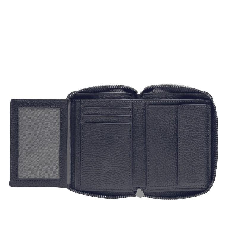 Geldbörse Sulden Norah Dark Blue, Farbe: blau/petrol, Marke: Bogner, EAN: 4053533847136, Abmessungen in cm: 12.5x10.0x2.5, Bild 4 von 4