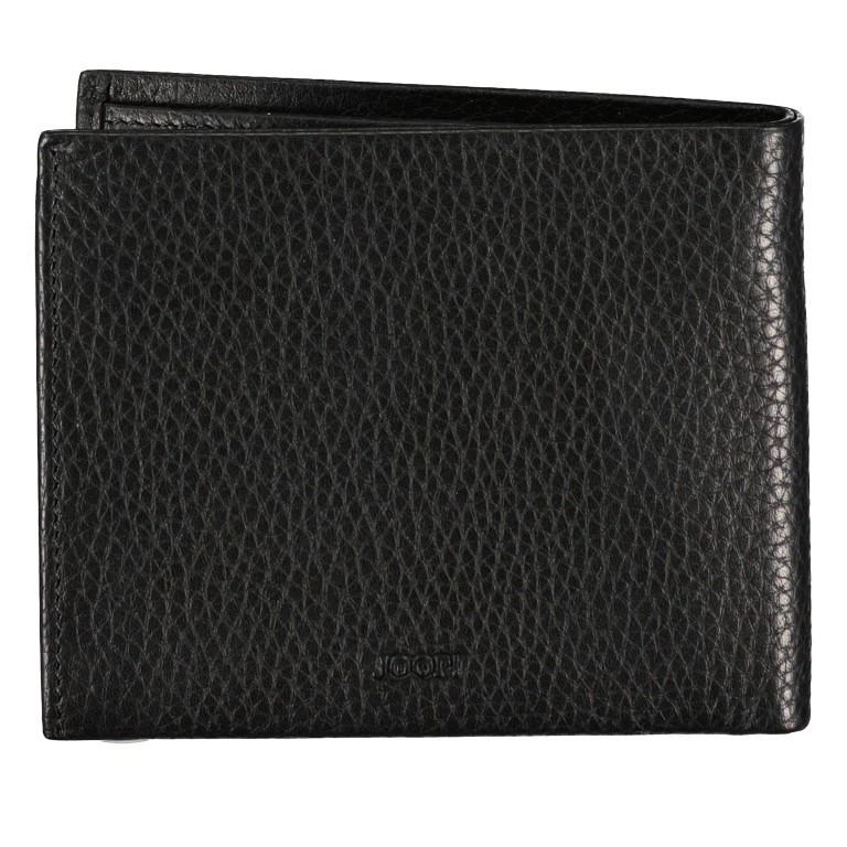 Geldbörse Cardona Ninos H10 Black, Farbe: schwarz, Marke: Joop!, EAN: 4053533568949, Abmessungen in cm: 12.0x9.5x2.0, Bild 2 von 3