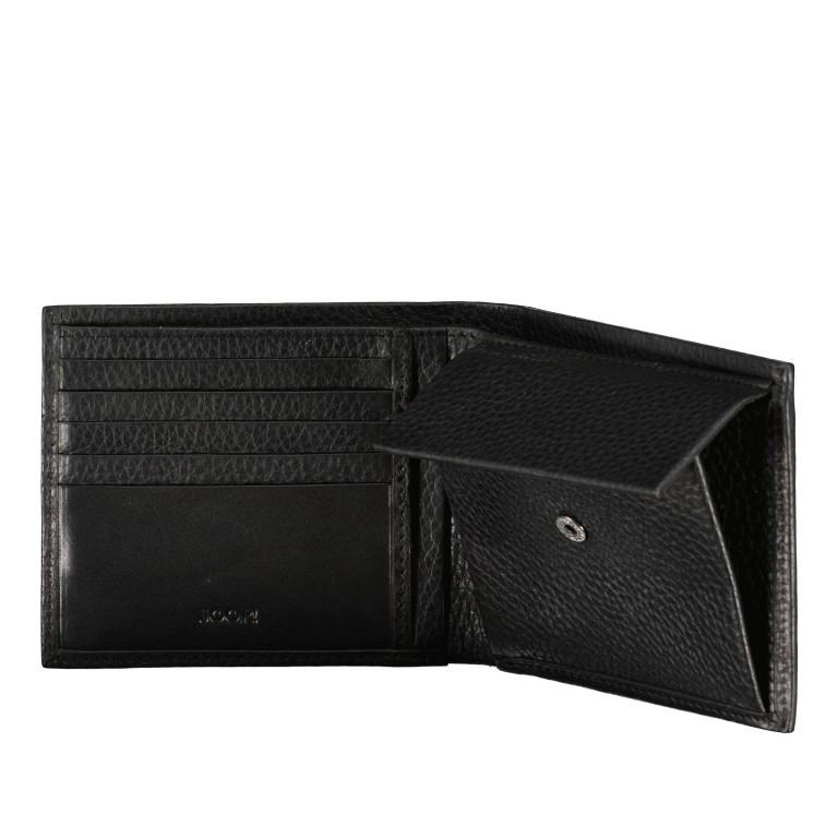 Geldbörse Cardona Ninos H10 Black, Farbe: schwarz, Marke: Joop!, EAN: 4053533568949, Abmessungen in cm: 12.0x9.5x2.0, Bild 3 von 3