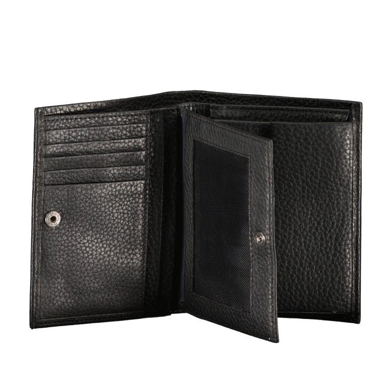 Geldbörse Cardona V8 Black, Farbe: schwarz, Marke: Joop!, EAN: 4053533568987, Abmessungen in cm: 12.0x10.0x2.0, Bild 4 von 4
