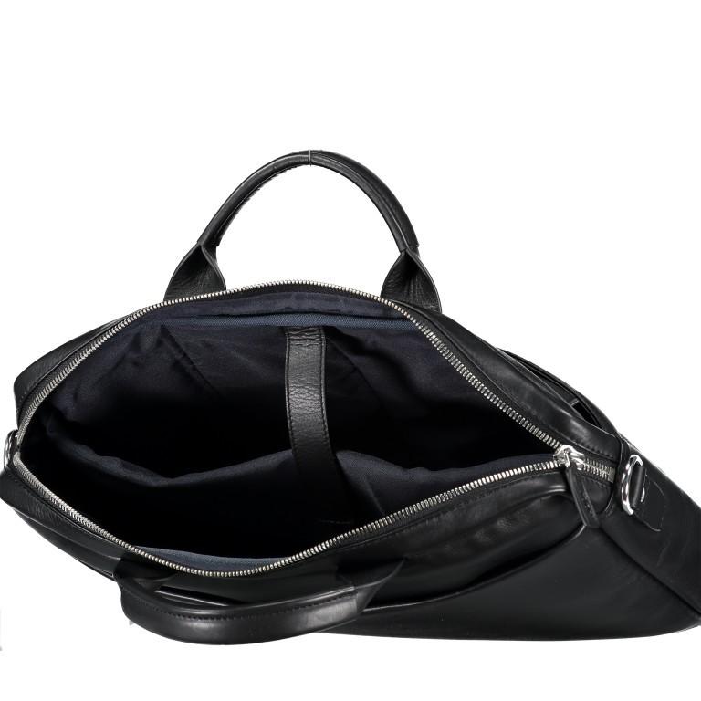 Aktentasche Vetra Pandion SHZ Black, Farbe: schwarz, Marke: Joop!, EAN: 4053533849062, Abmessungen in cm: 40.0x28.0x7.0, Bild 7 von 9
