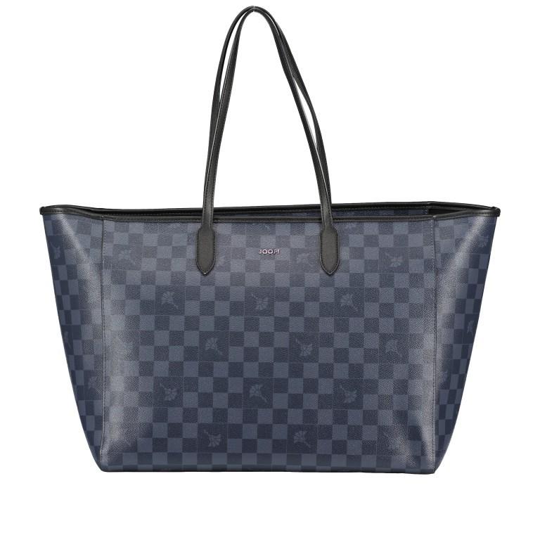 Shopper Cortina Piazza Carmen XLHZ Dark Blue, Farbe: blau/petrol, Marke: Joop!, EAN: 4053533883240, Bild 1 von 6
