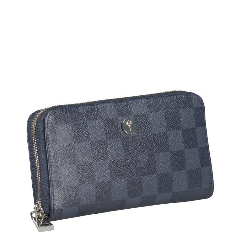 Geldbörse Cortina Piazza Melete LH15Z Dark Blue, Farbe: blau/petrol, Marke: Joop!, EAN: 4053533897001, Abmessungen in cm: 19.0x10.0x2.0, Bild 2 von 4