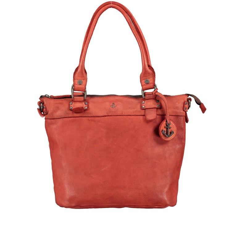 Shopper Anchor-Love Bianca B3.5938 Sparkling Lava, Farbe: orange, Marke: Harbour 2nd, EAN: 4046478050549, Abmessungen in cm: 36.0x27.0x12.5, Bild 1 von 8